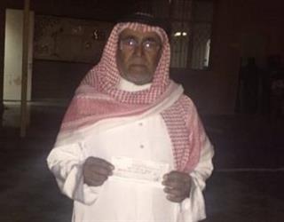 هدايا ومكافآت سخية تنهال على حارس الابتدائية 373 بالرياض عبدالله المهنا