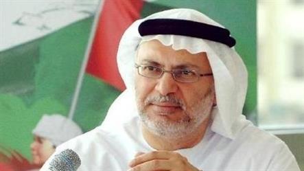 الوزير الإماراتي أنور قرقاش