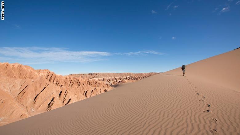 """""""Tiera Atacama"""" - تشيلي"""