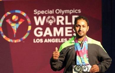 حسين البطيان حقق أربع فضيات في رفع الأثقال
