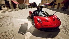 أخبار 24  بالصور زوكربيرج يشتري سيارة باجاني هوايرا بأكثر من مليوني دولار