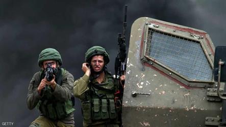 جنود اسرئيليون