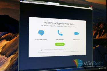 microsoft edge skype support