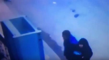 مقطع فيديو يوثق لحظة وقوع انفجار الكنيسة المرقسية بالإسكندرية في مصر
