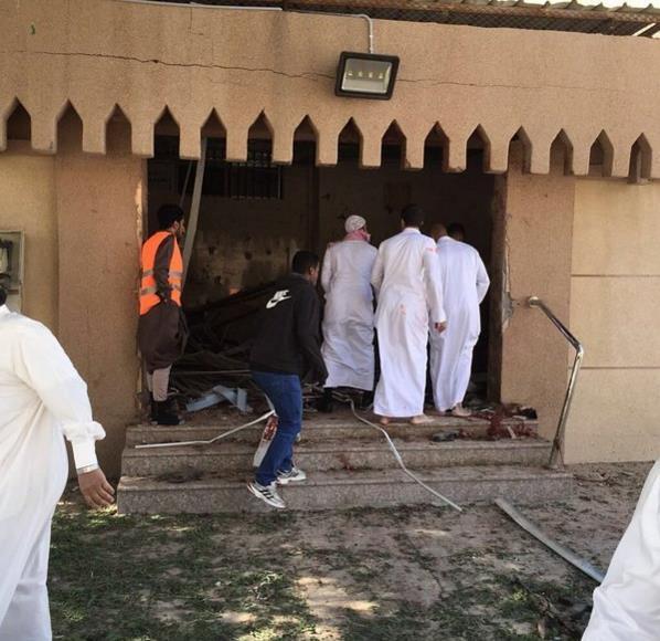 7- مسجد الرضا بالأحساء: