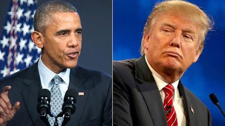 ترامب يؤكد عدم وجود اتصالات بينه وبين اوباما