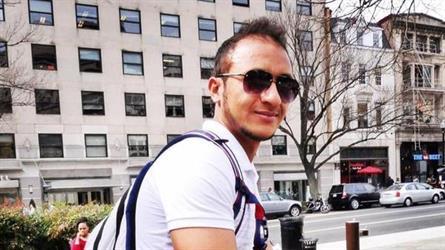 هذا الشاب السوري لفت نظر ترمب.. ونشر مقابلته!