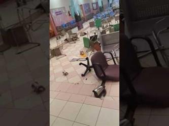 """بالفيديو.. مدرسة للبنات تتعرض للتخريب في نجران.. و""""التعليم"""": حدث في عطلة نهاية الأسبوع"""