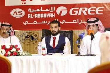 بالفيديو ... ناصيف البياوي: أحلم بتحقيق الدوري السعودي