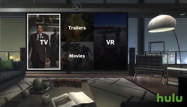 Hulu VR app