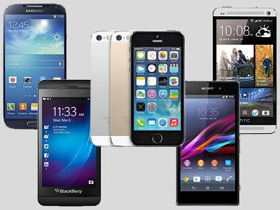 compare all smartphones