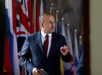 وزير خارجية تركيا: لا يمكن حاليا فتح قاعدة إنجيرليك أمام مشرعين ألمان