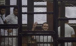 حبس 13 من أنصار مرسي من 5 إلى 88 عاماً