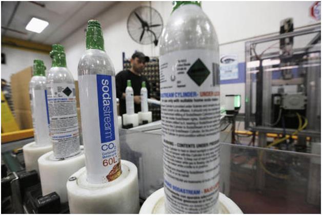 """وأخيرًا تدعو حملة المقاطعة لتضمين شركة المشروبات الغازية """"صودا ستريم""""، والمقام مصنعه بالمجمع الصناعي، في مستوطنة """"معاليه أدومي"""
