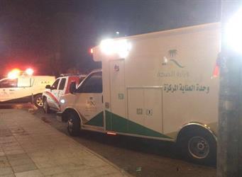 """""""صحة الطائف"""" تجري تعديلاً بسيارة إسعاف لنقل سيدة تزن 400 كيلو للمستشفى وإعادتها لمنزلها"""