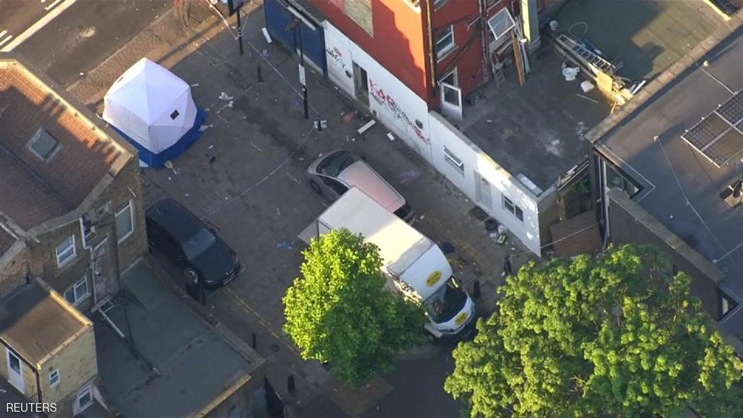 سيارة الهجوم على المسجد