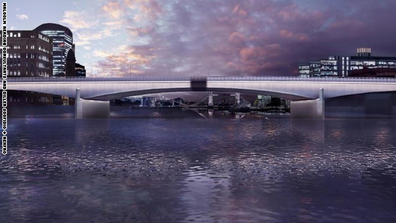 شاهد كيف سيصبح نهر التيمز في لندن