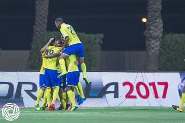 رد فعل عشاق نادي النصر بعد ثلاثية الفيصلي