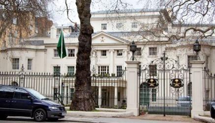 السفارة في بريطانيا تحذر المواطنين من احتمالية وقوع هجمات إرهابية