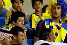 جماهير النصر السعودي