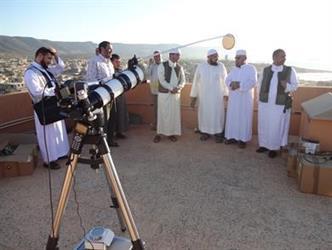 أنباء عن تعذر رؤية هلال شهر رمضان في عدد من مناطق المملكة
