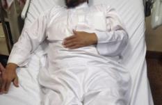 عضو الهيئة يتلقّى العلاج في مستشفى الملك فهد التخصصي