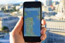 تطبيقات تحديد الأماكن