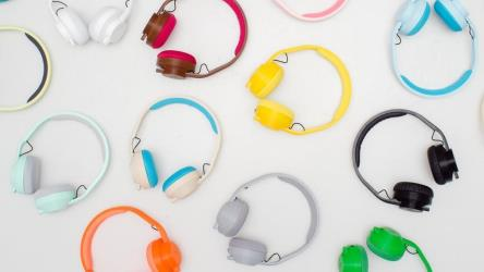prin p;us diy headphone kits