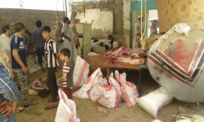 إغلاق مسلخ عشوائي ومصادرة 120 رأس غنم في مكة