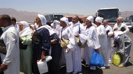الجوازات تضبط 16 حالة لحجاج حاولوا المغادرة بجوازات سفر لا تخصهم