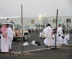 مراكز الضبط بالطائف تعيد نحو 37 ألفاً حاولوا دخول مكة بدون تصاريح حج