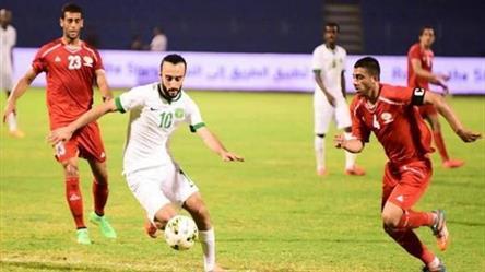 المنتخب السعودي المنتخب الفلسطيني