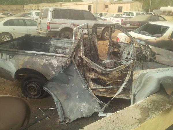 استشهاد جندي وإصابة آخر جراء سقوط مقذوفات من الأراضي اليمنية