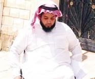 ابن بخيت أمام سجن تيماء