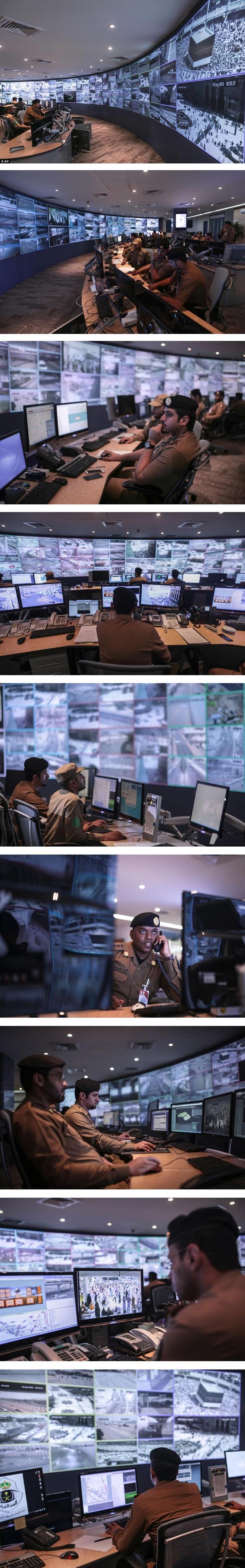100 ألف رجل أمن و5 آلاف كاميرا مراقبة لتأمين الحج