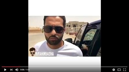ياسر القحطاني يتحدث عن (الطقطقة) بفيديو هادف