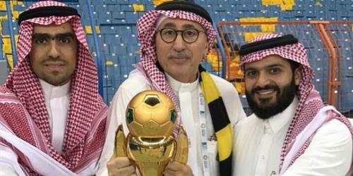 أنمار الحائلي وأحمد كعكي
