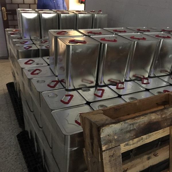 ضبط تسعة أطنان طحينة مغشوشة بأحد مصانع الرياض