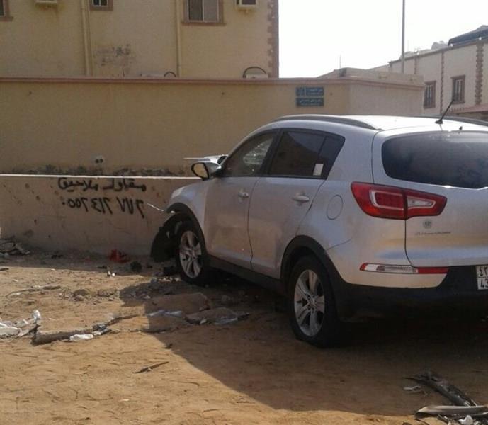 وفاة سيدة كانت تتدرب على القيادة برفقة زوجها في جدة بعد تعرضهما لحادث