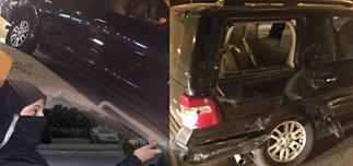 """فتاة سعودية تنقذ عائلتها من حادث مميت بعد """"تعليق السرعة"""""""