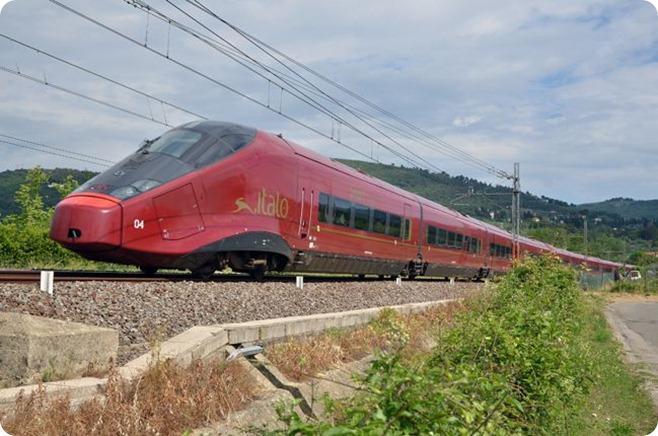أسرع القطارات