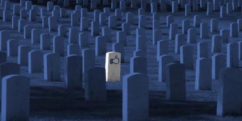facebook graveyard