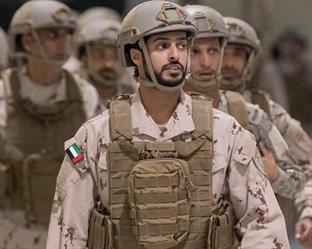 إصابة حفيد الشيخ زايد في تحطم المروحية الإماراتية باليمن