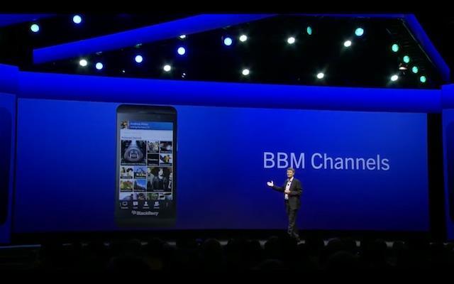 BBM Channel