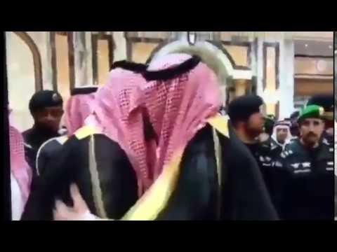رئيس النصر الأمير فيصل بن تركي يبايع محمد بن سلمان وليا للعهد