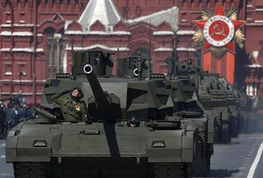 سعر الدبابة أرماتا تي -14 الروسية الحديثة أقل كثيراً من التوقعات
