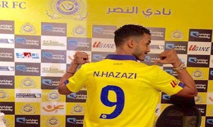 هزازي : النصر البطل..وسيحافظ علي لقب الدوري
