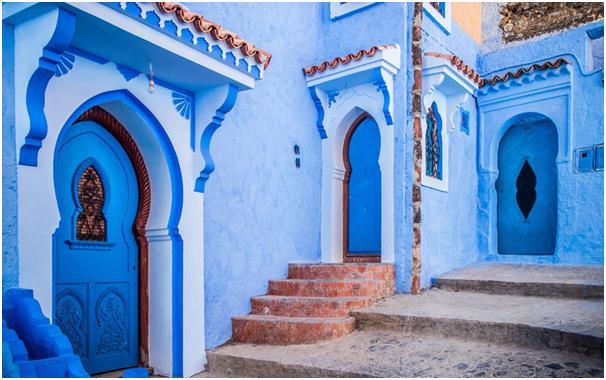 بالصور..تعرف على أكثر الأماكن الملونة في العالم 1d06c8a3-966e-418c-a