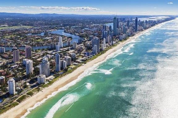 أستراليا:- وتقع في نصف الكرة الجنوبي عند جنوب شرق آسيا على غرب المحيط الهادي، وهي أكبر جزيرة في العالم، وتتميز بحضارتها الغنية