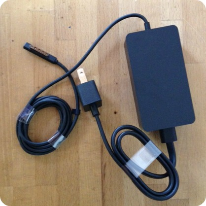 Surface Pro chargers